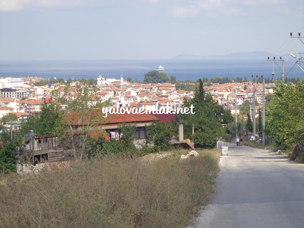 GAZİOSMANPAŞA'DA İMARLI ARSA